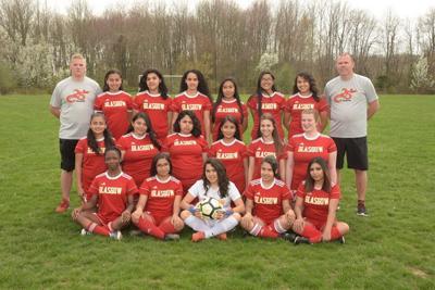 Glasgow Girls Soccer