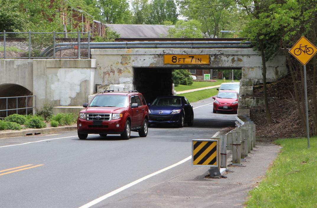 City, state officials vow to fight proposal to close Casho Mill Road underpass