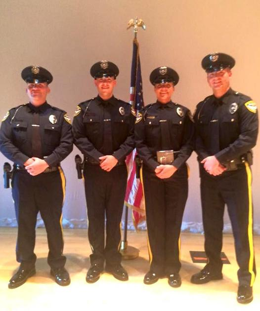 NPD Welcomes Four New Officers