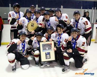 Delaware Ducks Win National Hockey Title Archives