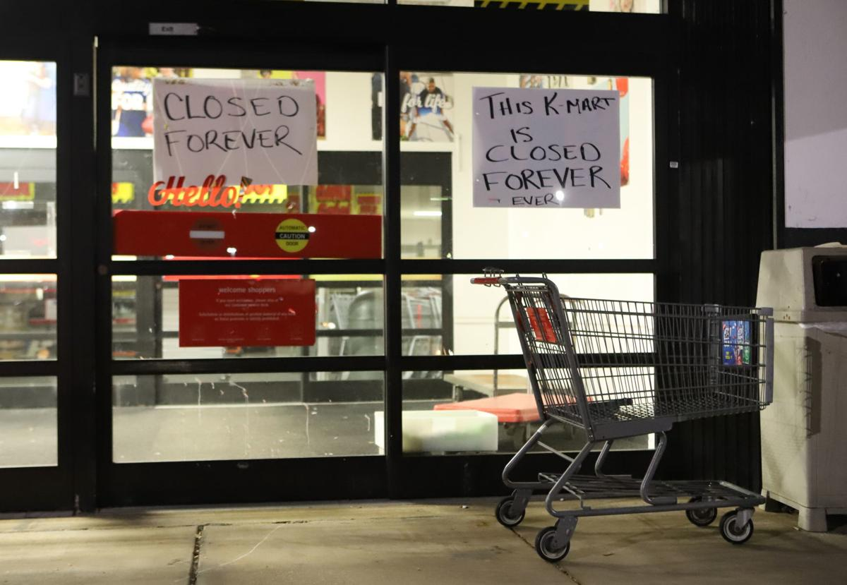 2e46b7ae88e Newark Kmart closes its doors after 29 years in College Square ...