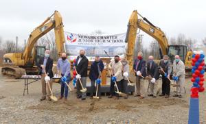 Newark Charter breaks ground on new junior high school building
