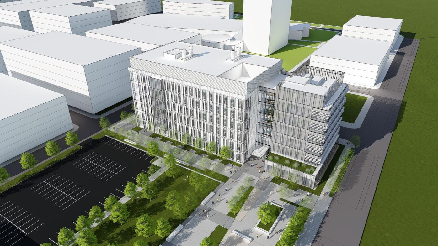 Biopharmaceutical Innovation Building