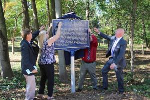 White Clay Creek Presbyterian commemorates location of first church