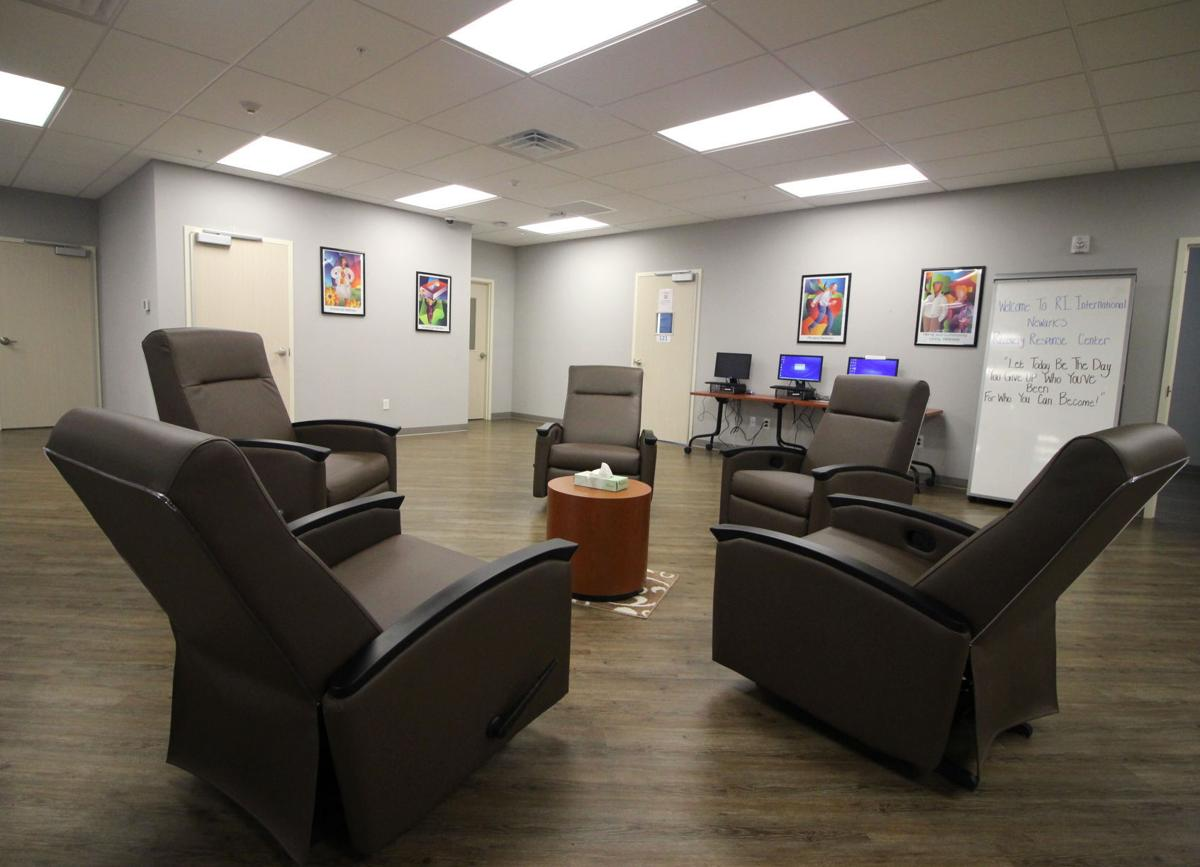 New Crisis Center Provides First Step Toward Recovery News