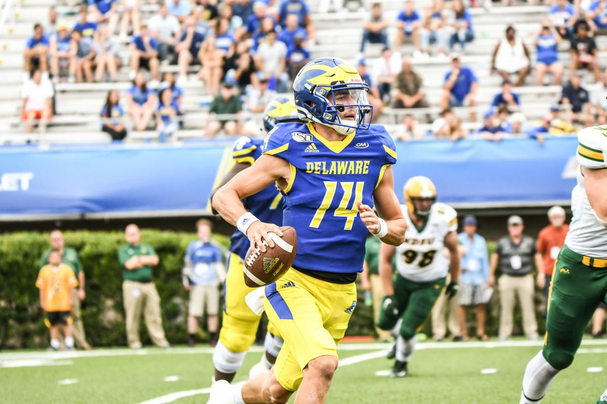 No. 18 Blue Hens outmatched by No. 1 Bison