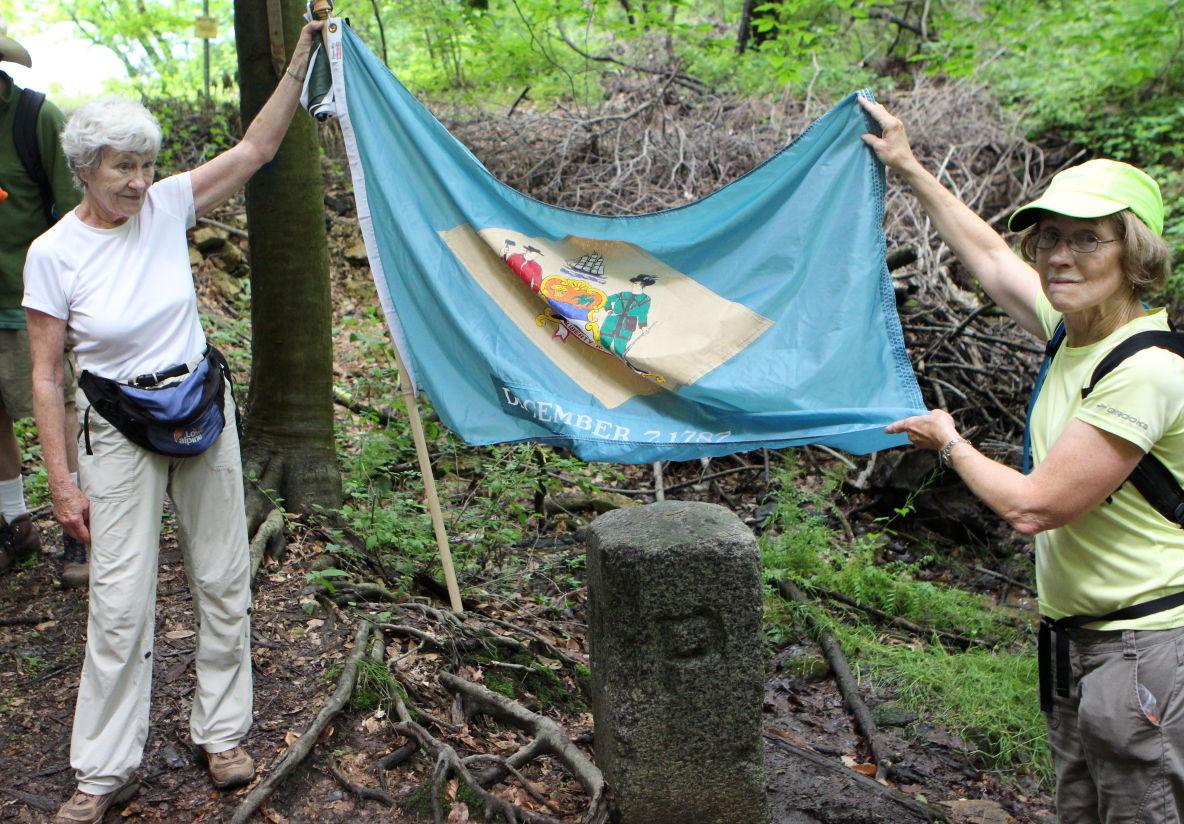 Tri-State Marker Trail