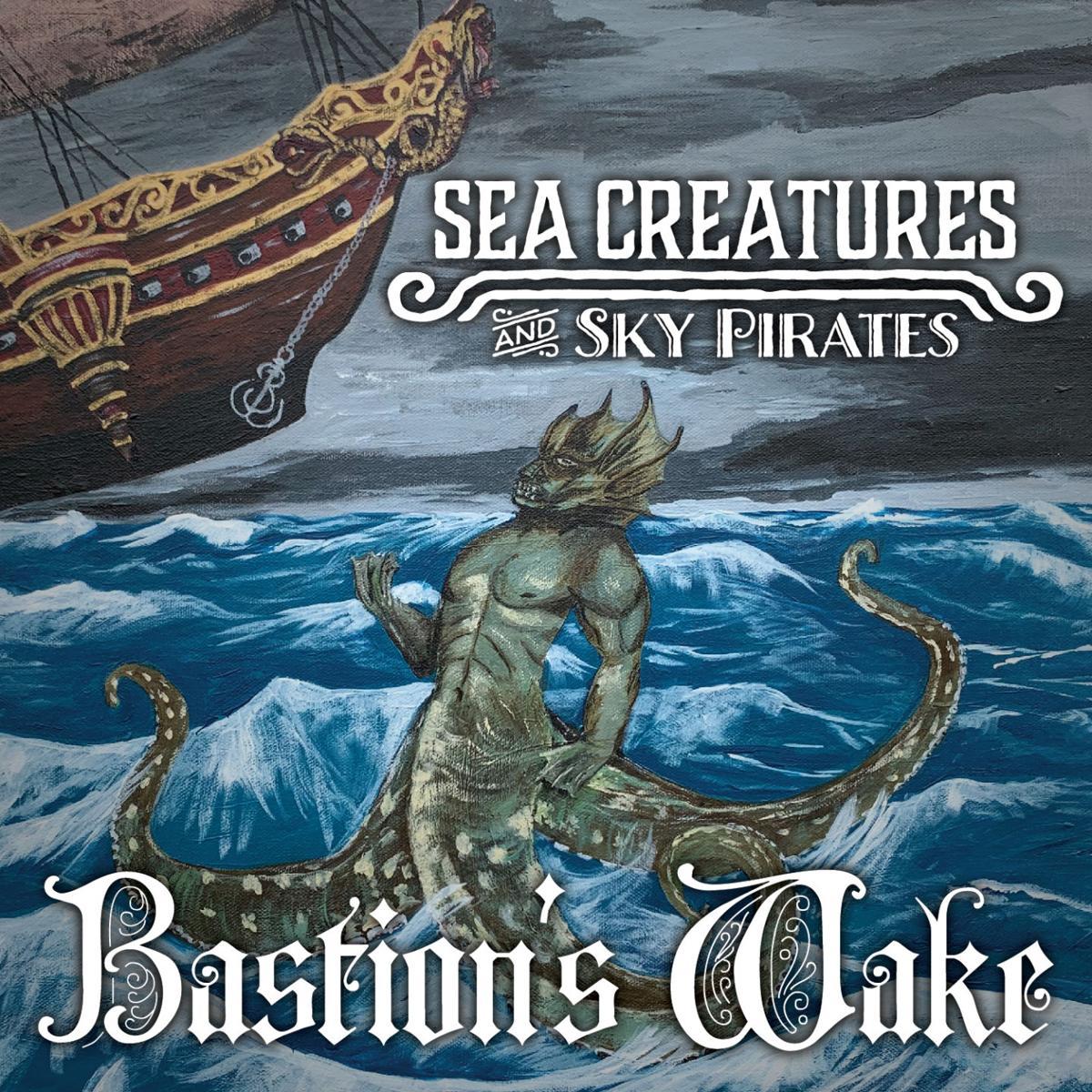 Bastion's Wake - Sea Creatures and Sky Pirates