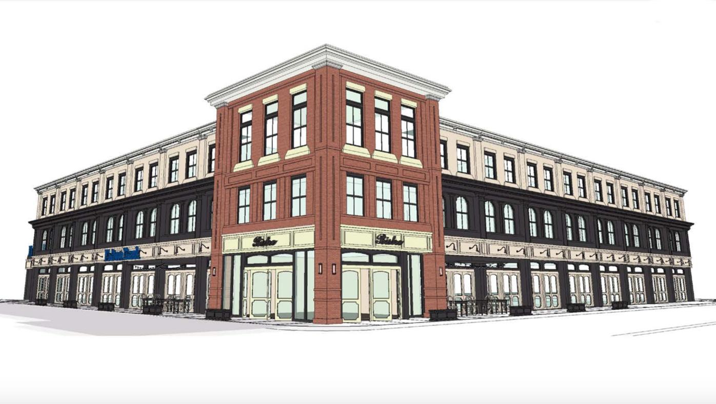 Fulton Bank rendering