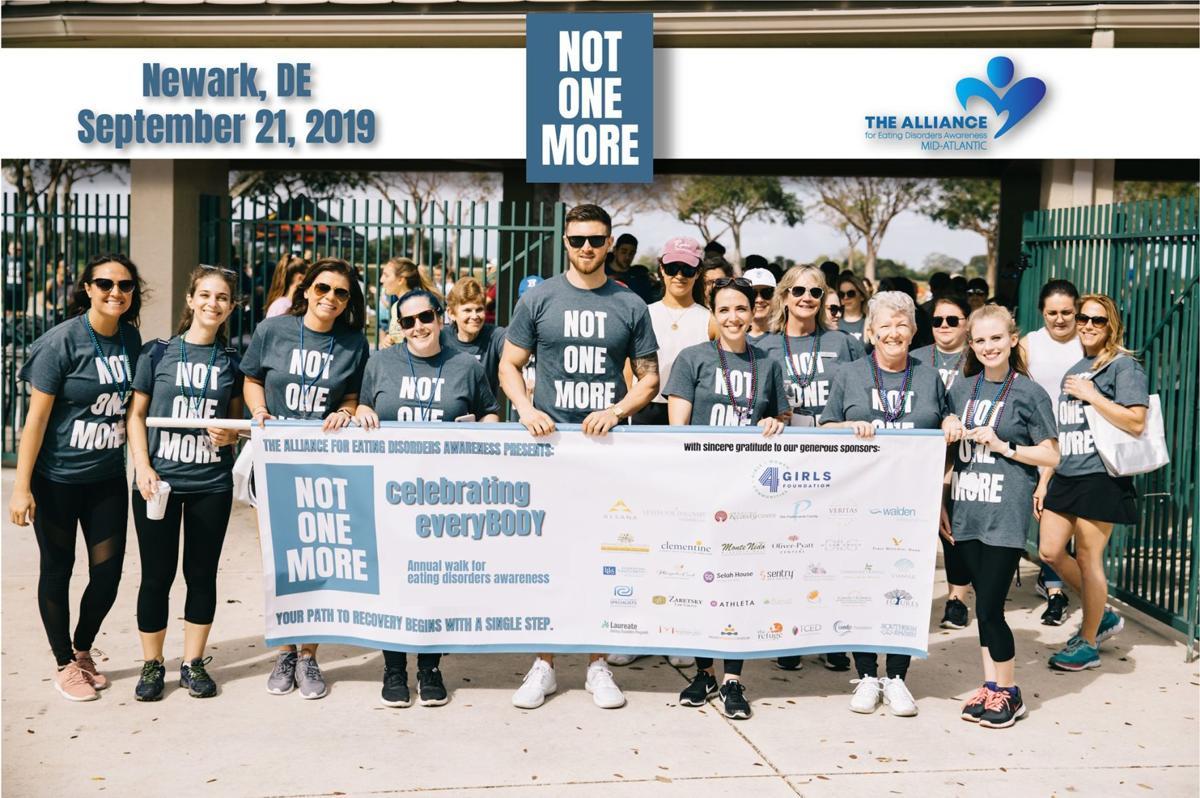 Alliance for Eating Disorders Awareness Walk 2019