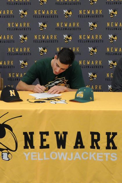 Newark High's Nick Zegna commits to play baseball at George Mason