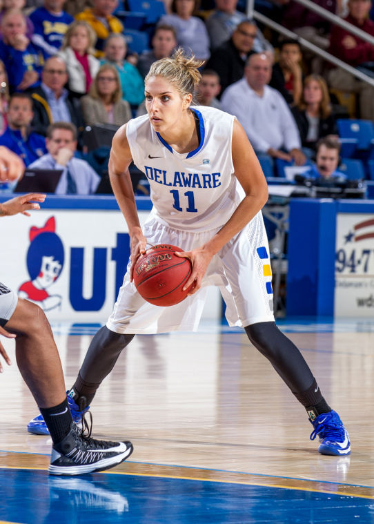 Delle Donne cleans up at CAA awards banquet | College | newarkpostonline.com