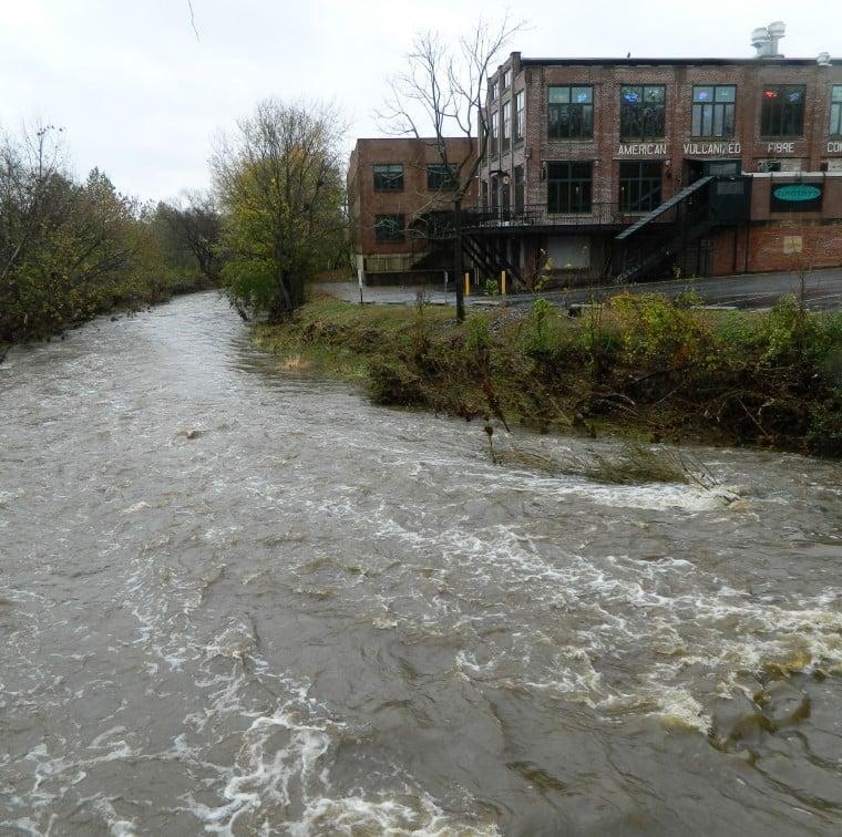 A Washout? Sandy Strikes The Region, Newark Mostly Spared