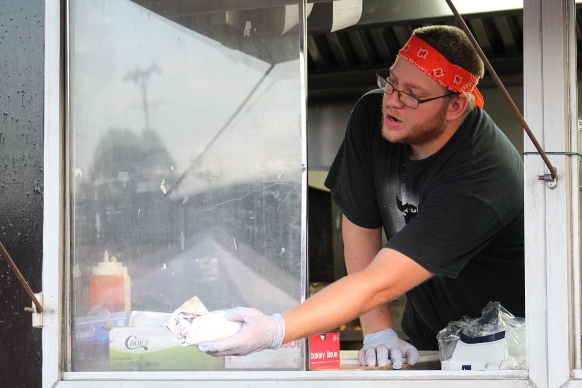 Cajun Sno Food Truck