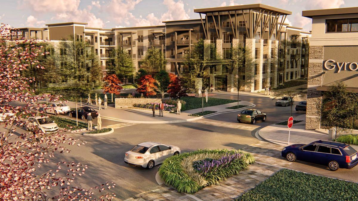 College Square renderings