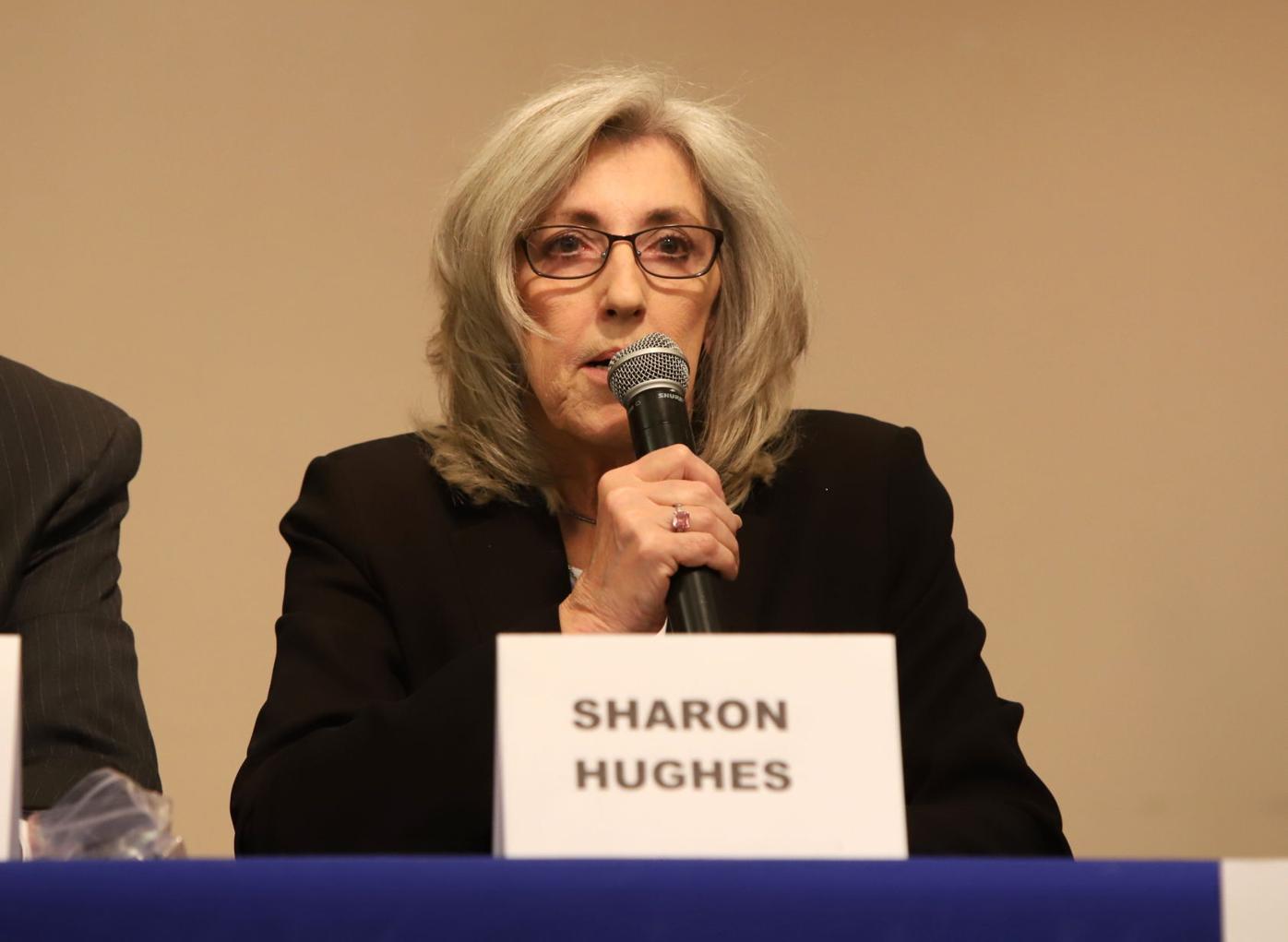 Remembering Sharon Hughes