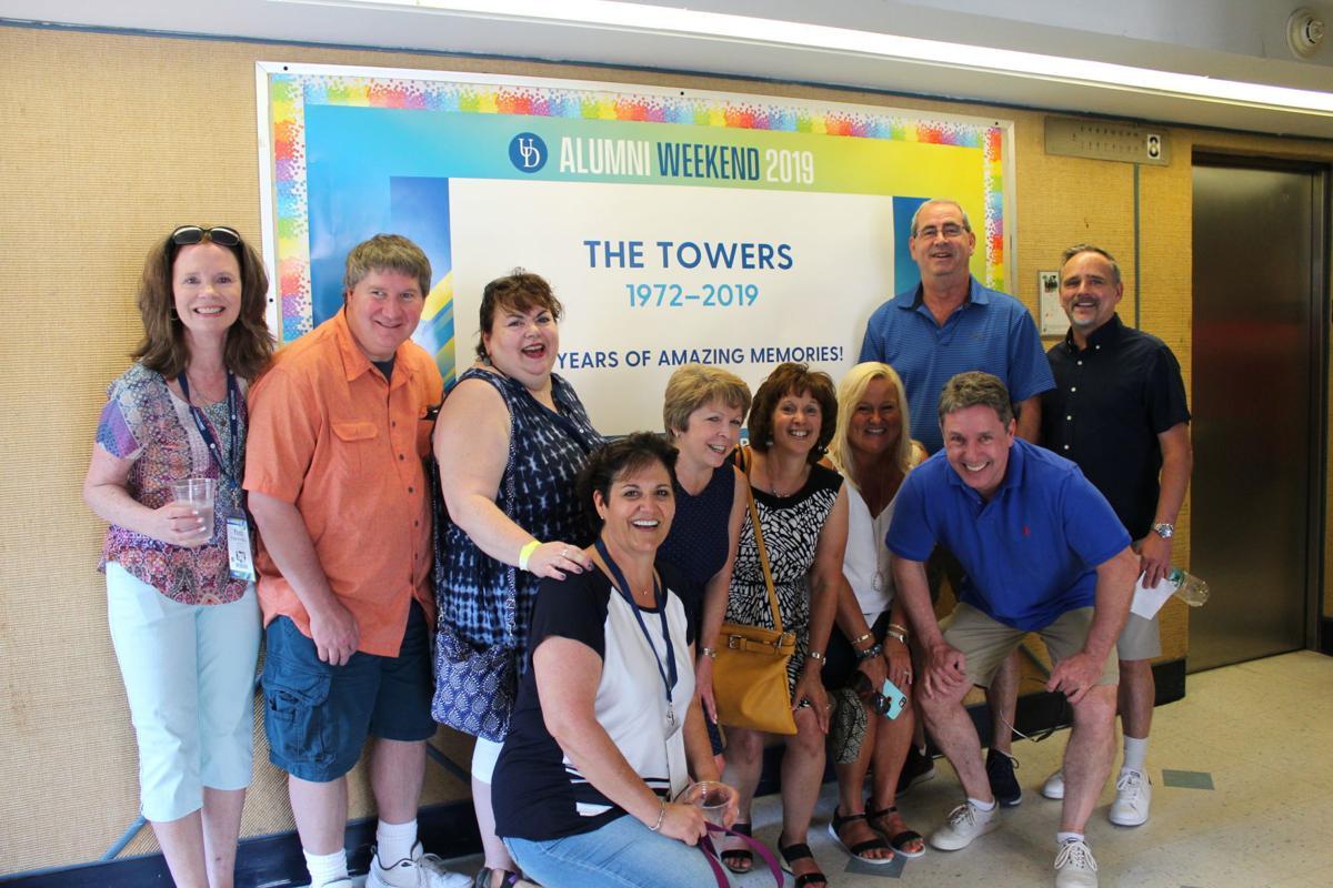 Towers farewell