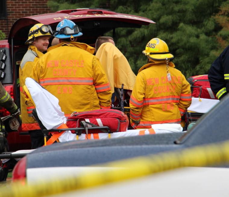 Chemistry Lab Fire Evacuates UD Buildings
