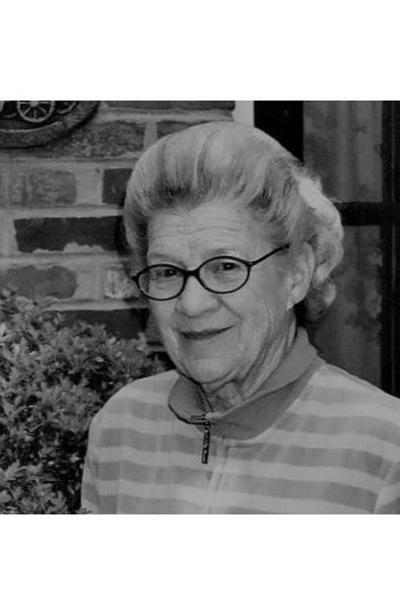 Mary Garrett Brown