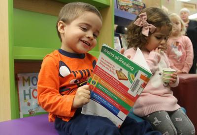Library children's area