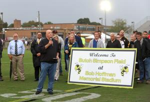 Newark High names field for retired coach Butch Simpson