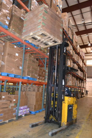 Food Bank of Delaware to offer training in warehousing, logistics
