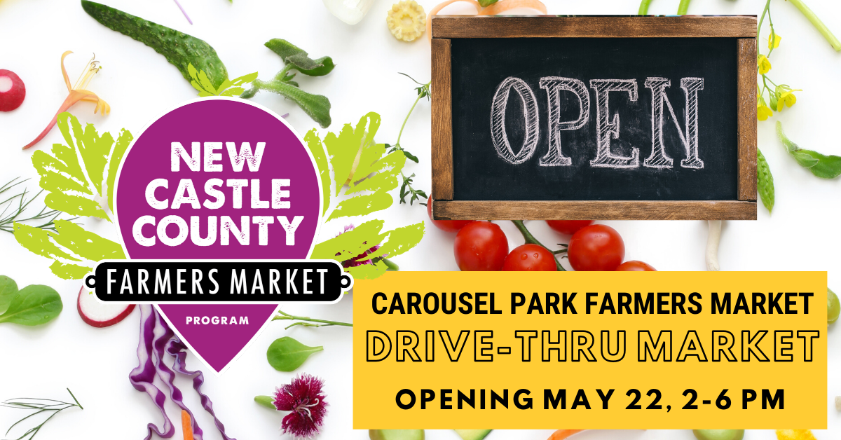Carousel Park Farmer Market opens May 22