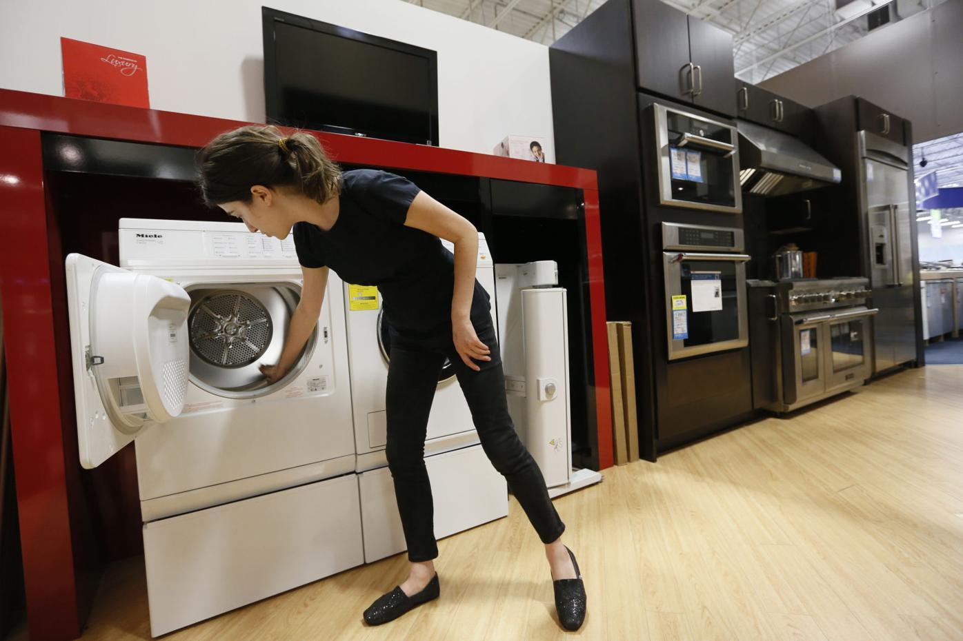 Energy efficient appliance