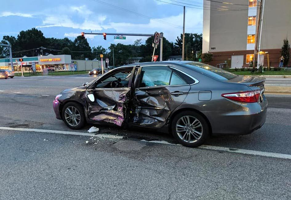 Welsh Tract Road crash