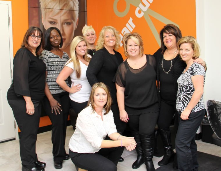 Hair salon opens second location in