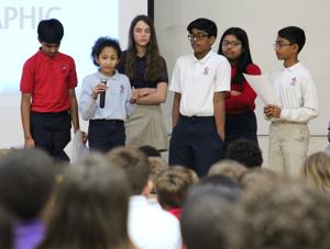Newark Charter students head to regionals for National Geographic's Geochallenge