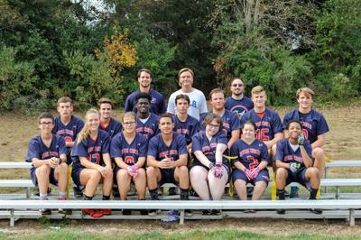 Unified flag football team