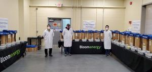 Bloom Energy partners with state to refurbish ventilators