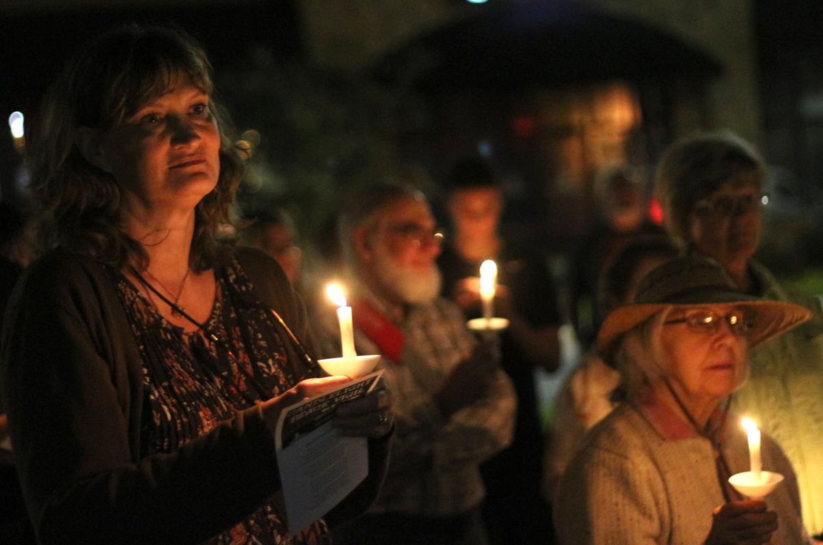 Vigil for Vegas
