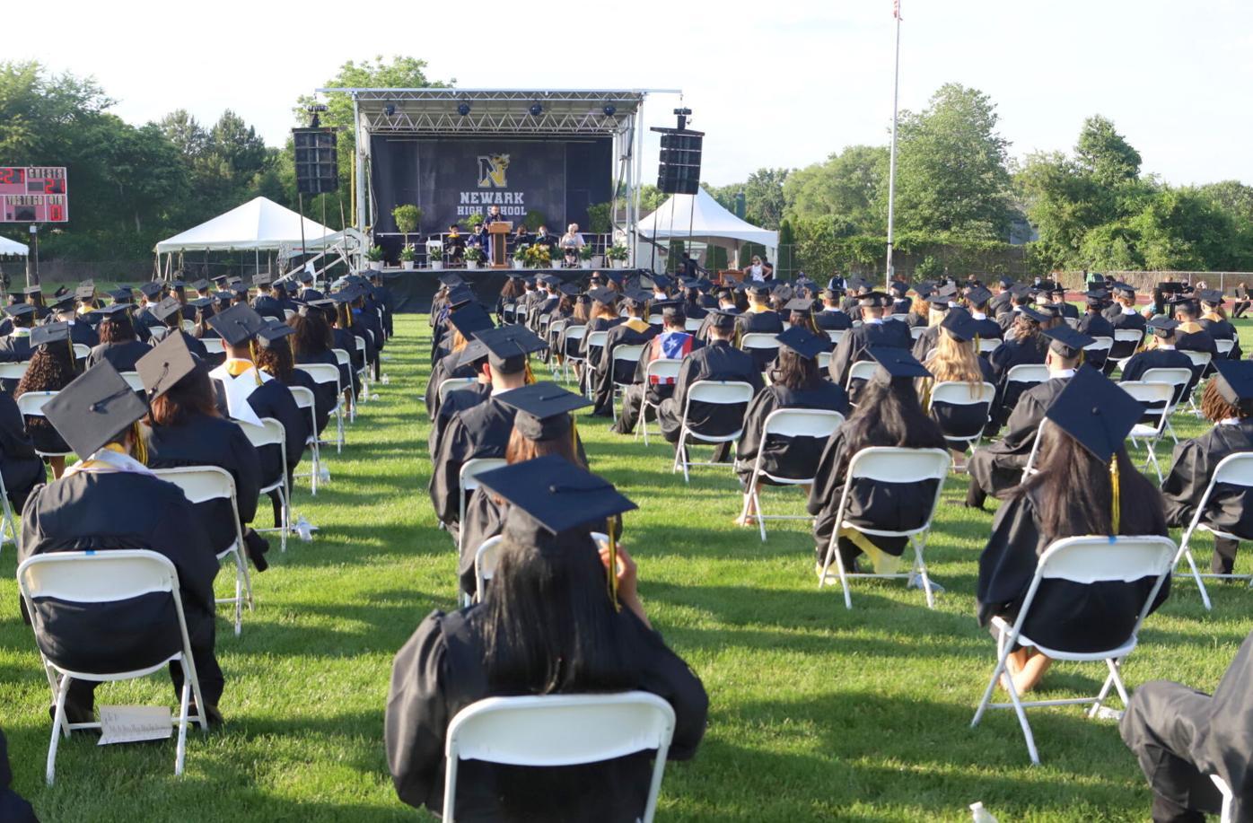 Newark High graduation