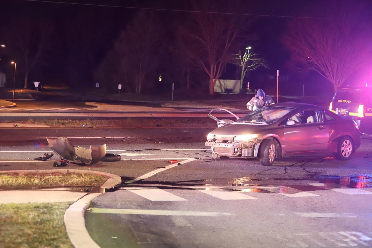 Harmony Plaza crash