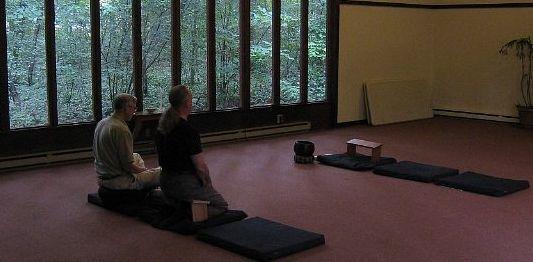 Meditation at UUFN