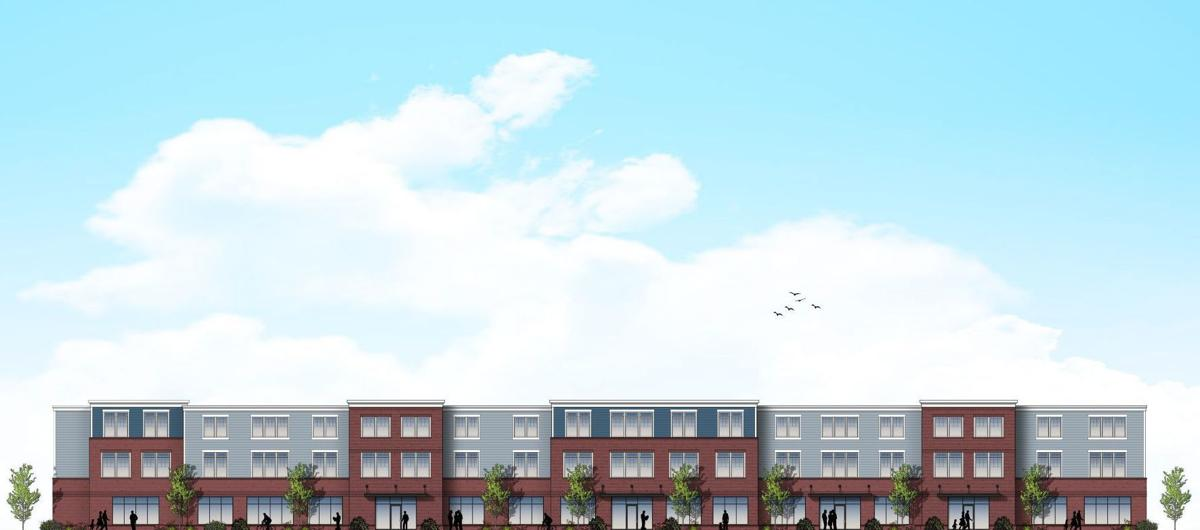 Neighbors voice concerns about apartments planned for Casho Mill Road