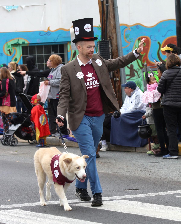 Politicians On Parade
