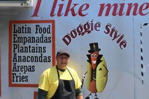 Doggie Style food truck brings creative Latin twist to hot dogs