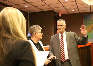 Clifton lays out priorities during first meeting as mayor