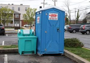 Newark provides homeless population with portable restrooms, hand-washing stations