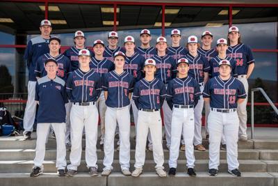 Newark Charter High School baseball team