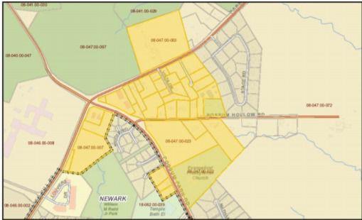 Planning area 7