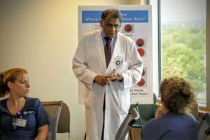 Newark doctor pens family memoir spanning three continents