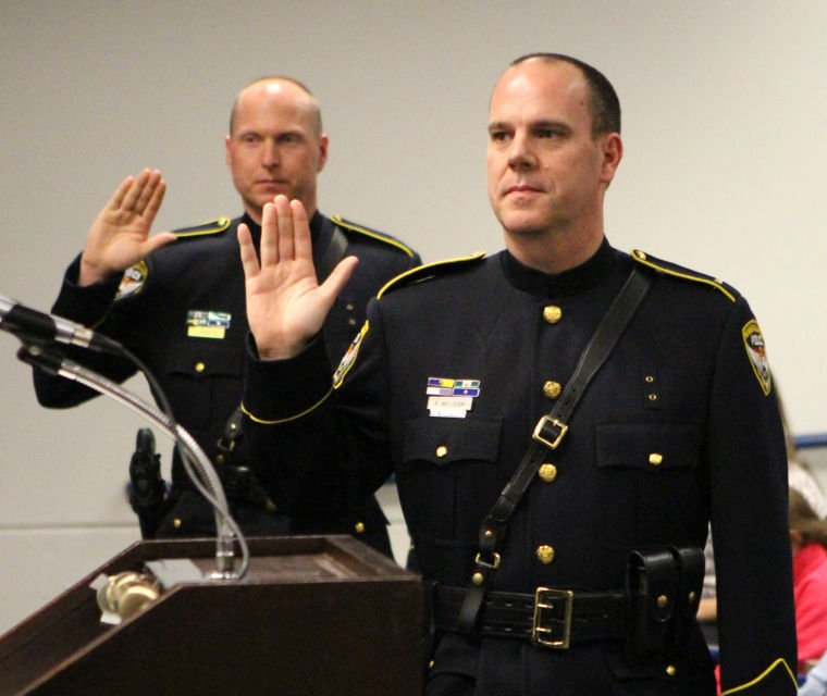 Deputy Chiefs, 9 Others Recognized In NPD Promotion