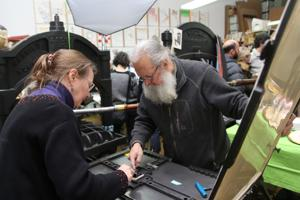 Newark printing shop keeps letterpress tradition alive