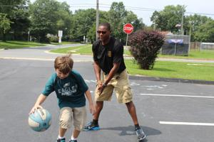 Police, residents come together at Brookside play zone