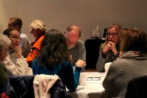 Workshop garners community input on new Newark Partnership
