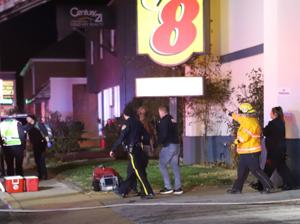 Wilmington man charged with setting fire that damaged Newark motel